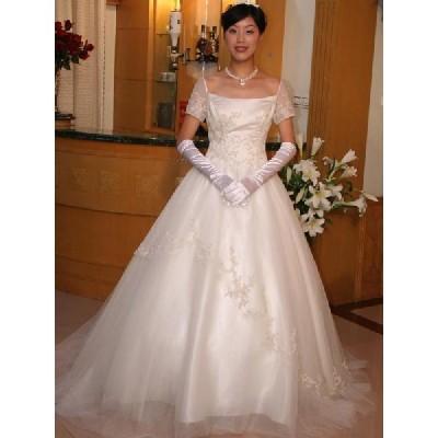 wdk457 人気ランキングウエディングドレス販売マタニティー対応
