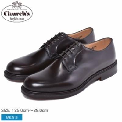 チャーチ ドレスシューズ メンズ レザー フォーマル シューズ 靴 紳士 シャノン CHURCH SHANNON 7313