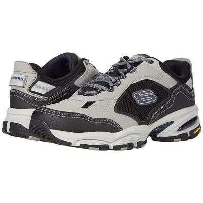 スケッチャーズ Vigor 3.0 メンズ スニーカー 靴 シューズ Gray/Black