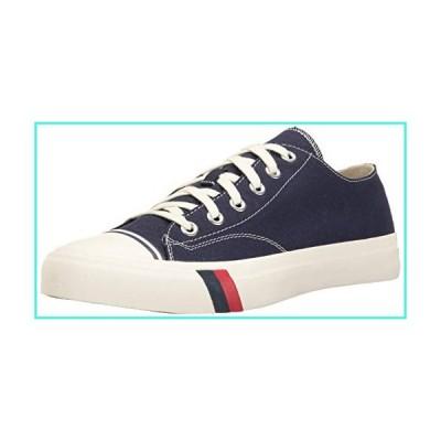 【新品】PRO-Keds Men's Royal Lo Classic Canvas Sneaker, Navy, 10 Medium US(並行輸入品)