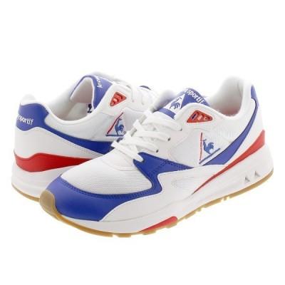 le coq sportif LCS R 800 ルコック スポルティフ LCS R 800 WHITE/BLUE/RED ql1ogc08wb