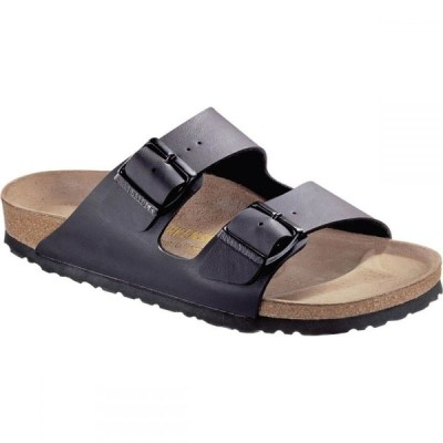 ビルケンシュトック Birkenstock レディース サンダル・ミュール シューズ・靴 Arizona Narrow Sandal Black Birko Flor