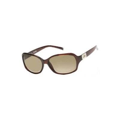 サングラス ハーレーダビッドソン Harley-Davidson Women's Sunglasses, Cheetah Brown Frame/Brown Lens HDS5021-BRN-1