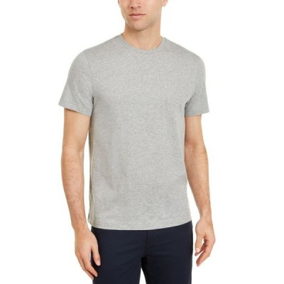 クラブルーム メンズ Tシャツ トップス Men's Solid Crewneck T-Shirt