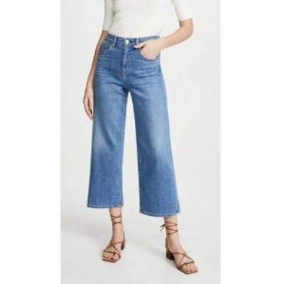 CQY レディース ジーンズ・デニム ボトムス・パンツ Sunday Wide-Leg Crop Jeans Joy