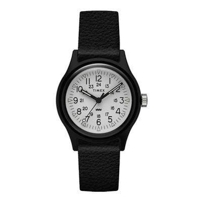 タイメックス TIMEX 国内正規品 29mm オリジナルキャンパー ホワイト ブラック 日本限定 TW2T34000 レディース メンズ 腕時計 ミリタリー キャンプ おしゃれ