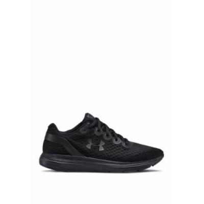 アンダーアーマー レディース スニーカー シューズ Charged Impulse Athletic Shoes Black