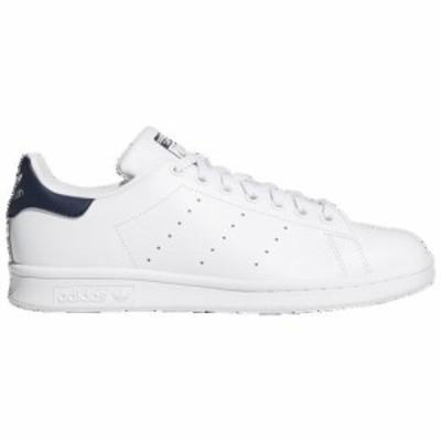 (取寄)アディダス レディース オリジナルス スタン スミスWomen's adidas Originals Stan Smith White White Collegiate Navy 送料無料