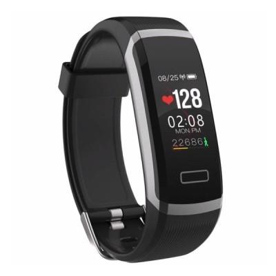 スマート腕時計メンズ防水スマートウォッチ女性ハートパルスレートモニターフィットネストラッカー腕時計ストップウォッチスポーツアンドロイド Ios 用/シ