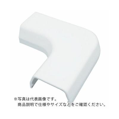 未来 2号モール付属品(曲ガリ) カベ白 ( MLM-2W ) 未来工業(株)