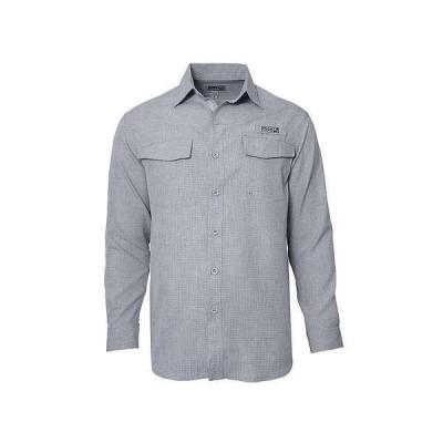 フックアンドタックル メンズ シャツ トップス Hook & Tackle Men's Iztapa LS Shirt