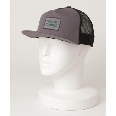 atmos pink / On Crew Cap (Grey) MEN 帽子 > キャップ