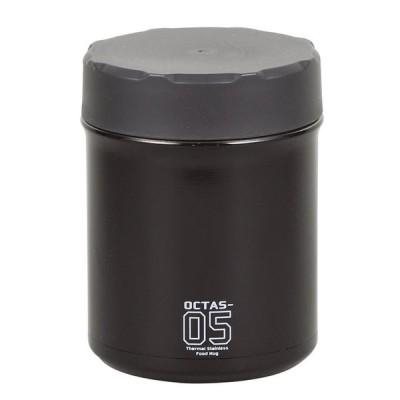 パール金属 オクタス フードマグ 500mL グレー HB-3773 キャンセル返品不可 【出荷グループ A】他の商品と同梱不可