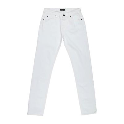 フランキー モレロ FRANKIE MORELLO パンツ ホワイト 12 コットン 100% パンツ