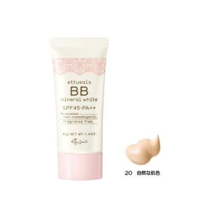 BBミネラルホワイト SPF45/PA++(エテュセ)