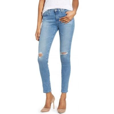 エージー AG レディース ジーンズ・デニム スキニー ボトムス・パンツ The Legging Ankle Super Skinny Jeans Yrs Composure