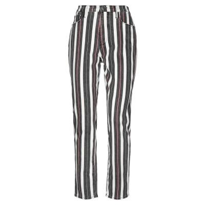 フレームデニム FRAME パンツ ブラック 25 コットン 99% / ポリウレタン 1% パンツ