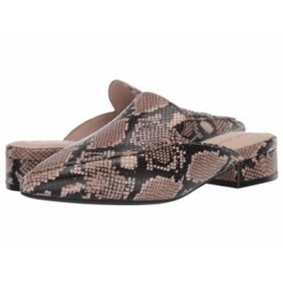 Cole Haan コールハーン レディース 女性用 シューズ 靴 ローファー ボートシューズ Piper Mule Amphora Exotic Snake Print【送料無料】