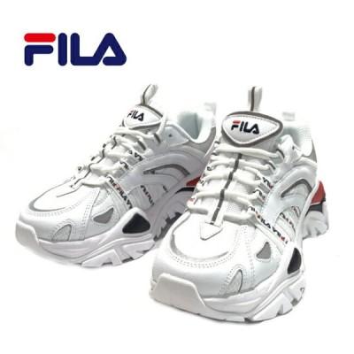 FILA フィラ Electrove エレクトローブF5164White/Fila Navy/Fila Rad(0125)レディース