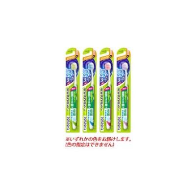 花王 クリアクリーン ハブラシ 歯面&すき間プラス コンパクト やわらかめ (1本) 歯ブラシ