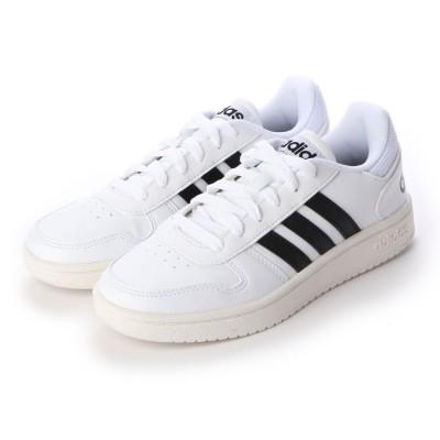 アディダス adidas ADIHOOPS 2.0 (ホワイト×ブラック)