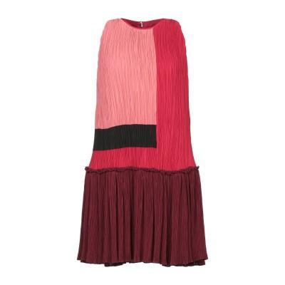 ROKSANDA ミニワンピース&ドレス レッド 8 ポリエステル 100% ミニワンピース&ドレス