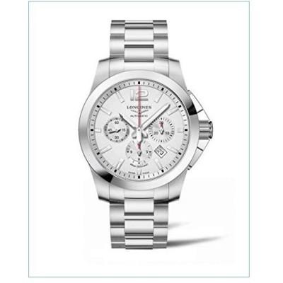Longines Conquest Chronograph Automatic Men's Watch L38014766並行輸入品
