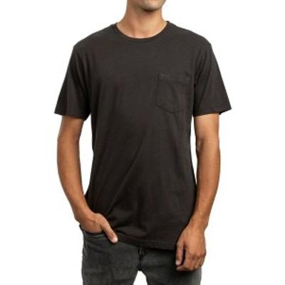 ルーカ メンズ Tシャツ トップス PTC 2 Pigment T-Shirt Pirate Black