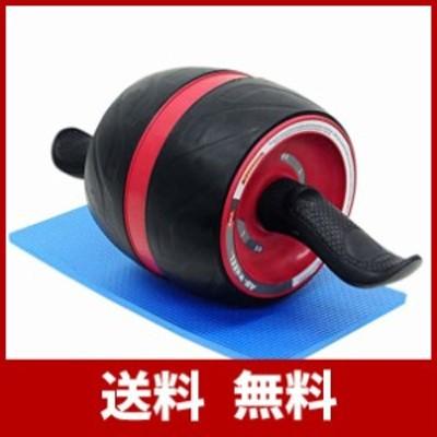 UP STORE 腹筋強化マシン 腹筋ローラーWIDE ダブルホイール アシスト機能搭載 マット付き
