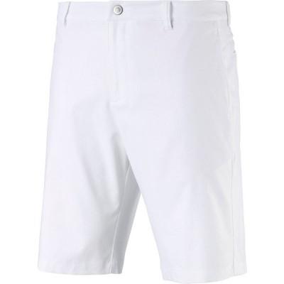 プーマ カジュアルパンツ ボトムス メンズ PUMA Men's Jackpot Golf Shorts BrightWhite