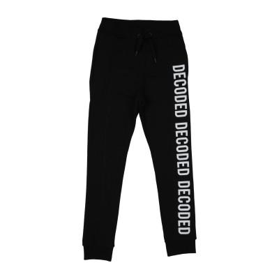NAME IT® パンツ ブラック 10 オーガニックコットン 90% / レーヨン 10% パンツ