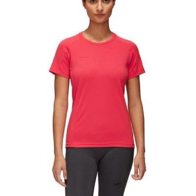 Tシャツ レディース トップス レディース 半袖 レディース AEGILITY T-SHIRT AF WOMEN SUNSET  (MAT)