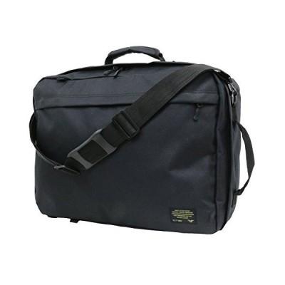 [フォーキャスト] ボストンバッグ 大容量 バッグ ボックス型 ショルダーバッグ ビジネス 3way 40L ブラック Free
