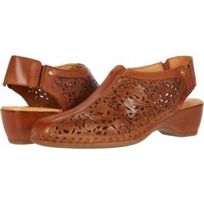 ピコリノス Pikolinos レディース サンダル・ミュール シューズ・靴 Romana W96-1920 Brandy