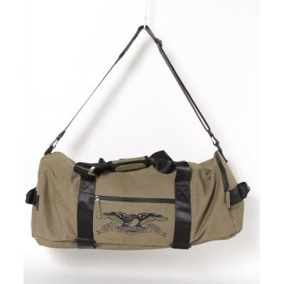 BEAMS MEN / ANTI HERO / Eagle Duffel Bag MEN バッグ > ボストンバッグ