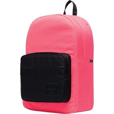 ハーシェル サプライ Herschel Supply Co メンズ バックパック・リュック バッグ Pop Quiz Backpack Neon Pink/Black