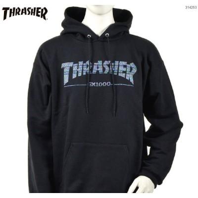 THRASHER スラッシャー  コラボ THRASHER × GX1000 パーカー GX1000 HOOD
