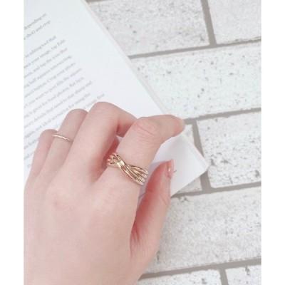 指輪 Mignonjour/ひねりリング