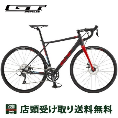 ジーティ ロードバイク スポーツ自転車 2020 GTR コンプ GT 18段変速