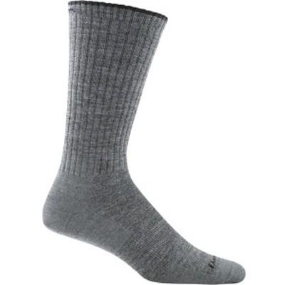 ダーンタフ メンズ 靴下 アンダーウェア The Standard Mid-Calf Light Cushion Sock - Men's Medium Gray