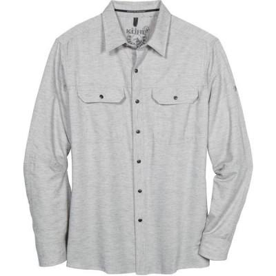 キュール メンズ シャツ トップス Shiftr Long-Sleeve Shirt
