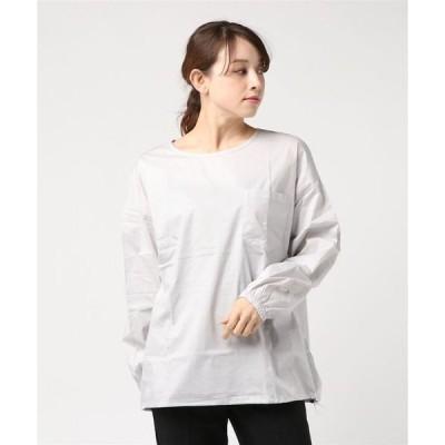 tシャツ Tシャツ タイプライタープルオーバー(長袖)
