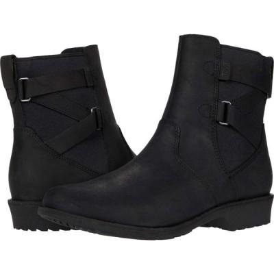 テバ Teva レディース シューズ・靴 Ellery Ankle WP Black
