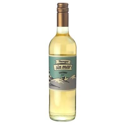 ボデガエルエステコ ナヴェガール シン マール シャルドネ 2017 750ml 白ワイン アルゼンチン (c02-4621)