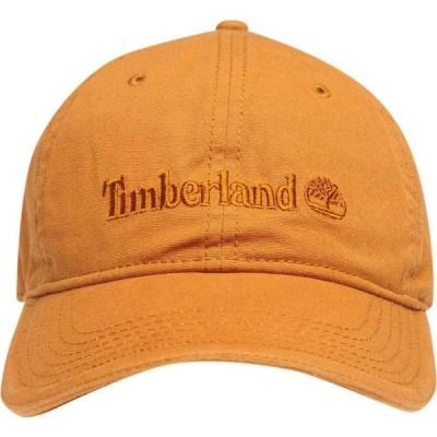 ティンバーランド Timberland メンズ キャップ 帽子 Cotton Baseball Cap Wheat
