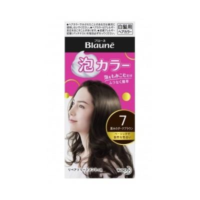 【医薬部外品】ブローネ 泡カラー 7 黒みのダークブラウン