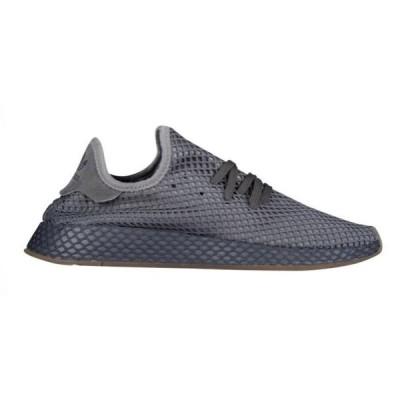 アディダス メンズ adidas Originals Deerupt Runner スニーカー ランニングシューズ Grey/Grey/White
