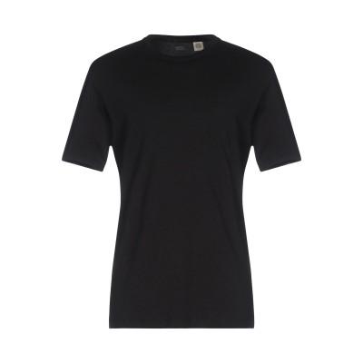 LEVI' S T シャツ ブラック S 100% コットン T シャツ