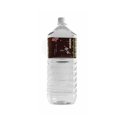 ときわの命水 2Lペットボトル (2L6本入2箱【計12本】)