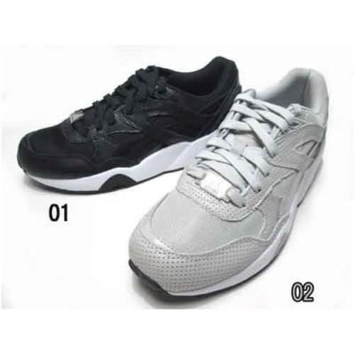 プーマ  PUMA R698 Breathe ランニングスタイル スニーカー メンズ 靴